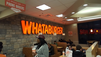 Famous fast food