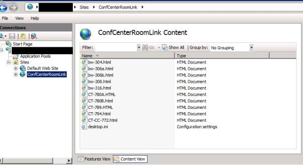 ConferenceCenterRoomLinkPages