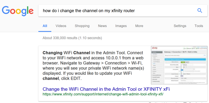 GoogleWiFichannel