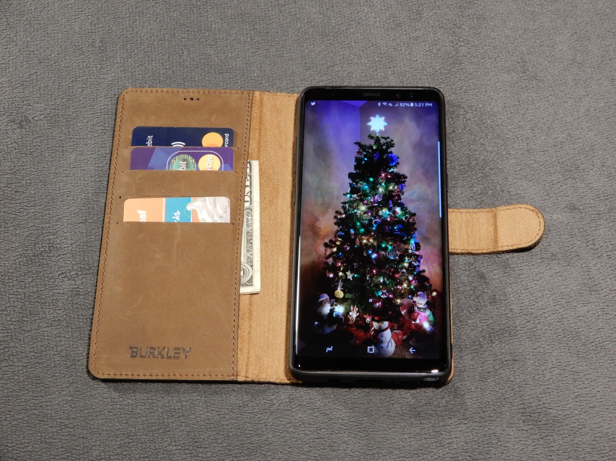 buy online a2626 b4564 Galaxy Note 8 Wallet Case Shootout – What do u know?