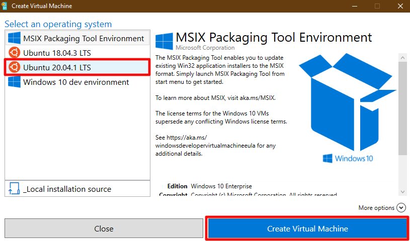 Hyper-V NAT: Remote Access to Windows and Linux Virtual Machines